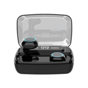 M11 TWS Bluetooth 5.0 Earphone Wireless Stereo Earbuds Headset With Charging Box For Mobile Phone