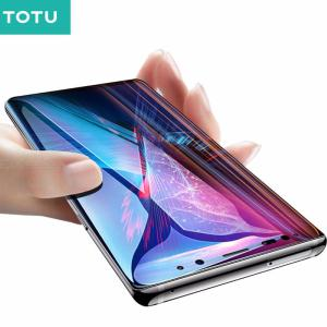 TOTU Mobile Phone 3D Silk Tempered Glass Full Screen Protector Scratch Proof Anti-explosion For Samsung Note 9