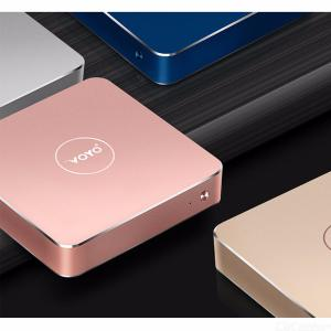 VOYO Mini PC Vmac V1 N4200 Windows 10 Pocket PC Intel Lac Apollo CPU 4 K HD Sorti, Windows 10.1 WiFi, HDMI