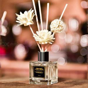 Reed Oil Diffuser Scented Liquid Air Freshener For Home Office Car – 50ML