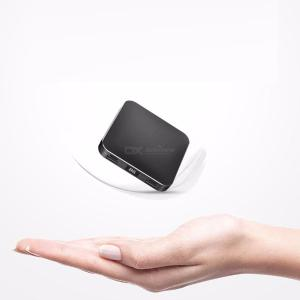 Mini Ultrathin Portable Dual USB Mobile Power Bank 10000mAh Large Capacity Wireless Charger For IPHONE, Xiaomi