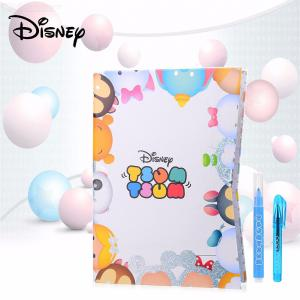 Disney TSUM Cute Cartoon DIY Notepad Notebook Kit With Pen, Stickers Etc For Kids Children