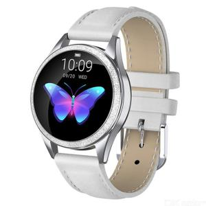 KW20 Smart Color Screen Bluetooth Watch IP68 Waterproof Sports Smartwatch For Android IOS
