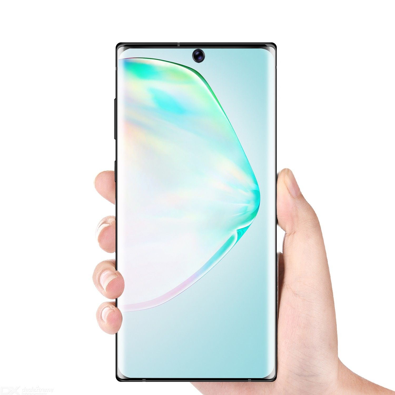 Note10+ 6.8 Inch Large Screen Dual SIM Dual Standby Smartphone With 2GB RAM 16GB ROM, Support Face Unlock Google Play - EU Plug