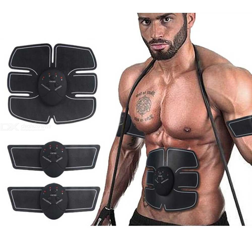 Muscle Trainer Portable Electric Abs Abdominal Stimulator