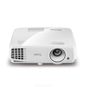 MS527 Mini Projector 3200LM WiFi Video Projector Support 1080P 11000:1 - EU Plug