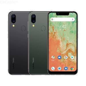 UMIDIGI A3X Android 10 Global Version 5.7 Inch Smartphone with 3GB RAM 16GB ROM, Dual Rear 13MP Selfie Camera