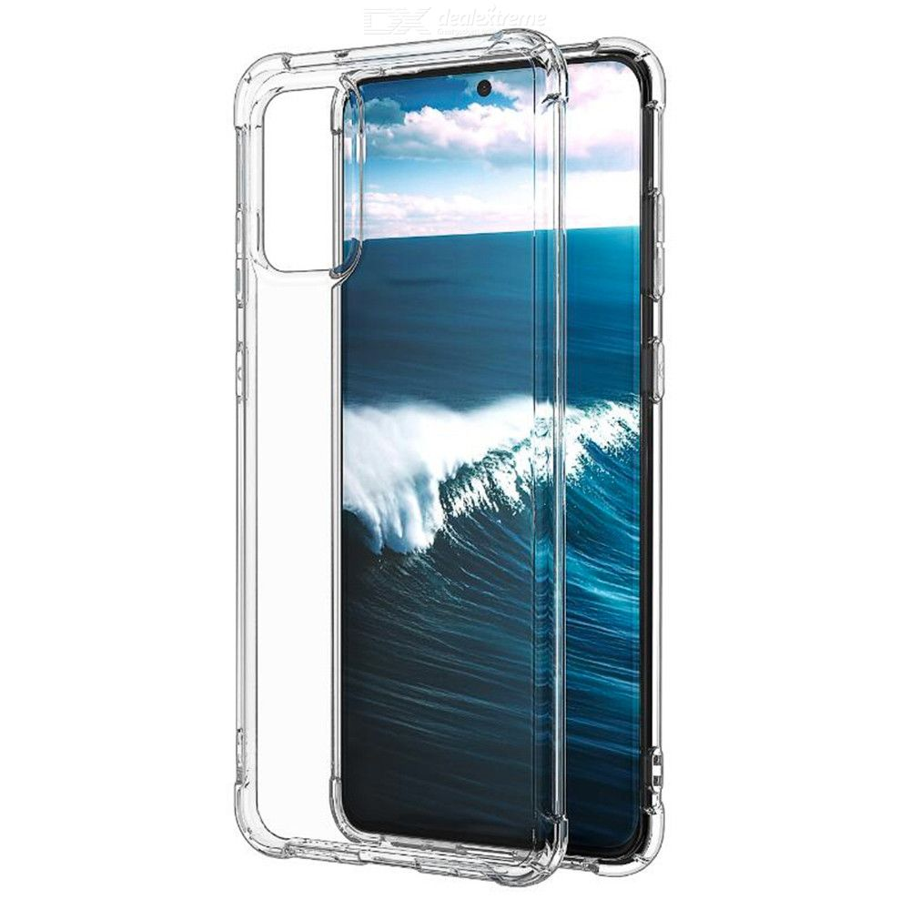 Naxtop Phone Case Ultra-slim Silicone Soft Cover Case with Reinforced Corners for Samsung Galaxy A51 A60 A71 M10s M30 M30s M40