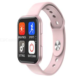 Smart Waterproof Sports Watch Full Touch Screen Silicone Strap Smartwatch
