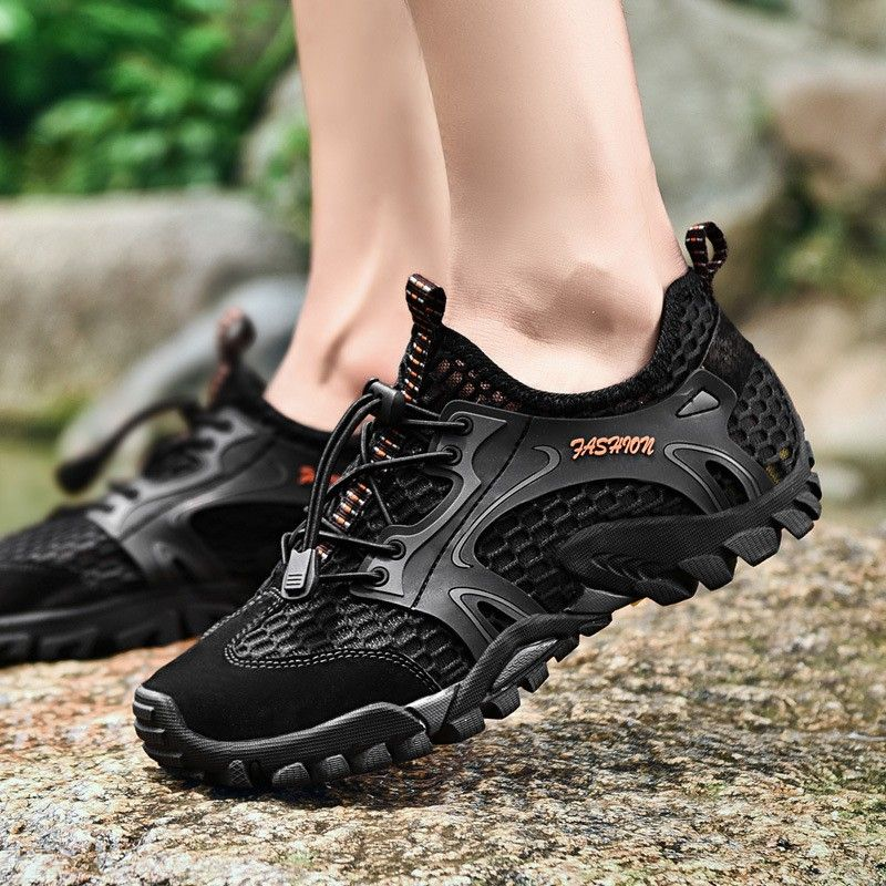 Mountaineer   Breathable   Trainer   Sneaker   Outdoor   Casual   Adult   Shoe   Men