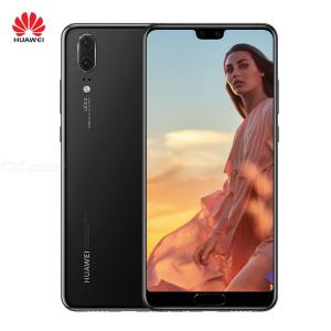 Huawei P20 Smartphone Android 8.1 6G RAM 64G ROM Kirin 970 Face ID 5.8 Inch Full View Screen EMUI 8.1 24MP Front Camera