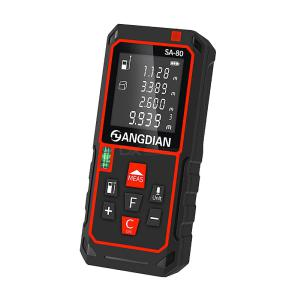 Laser Measure High-Precision Digital Laser Tape Measure For Distance Area Volume Measuring