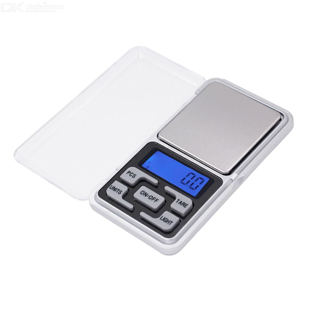 Portable 500g / 0.1g Electronic Pocket Scale Weighing Tool - Free ...