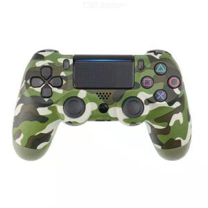 Wireless Bluetooth Gaming Controller For PS4 Wireless Gamepad For Play Station 4 Joystick - Camouflage