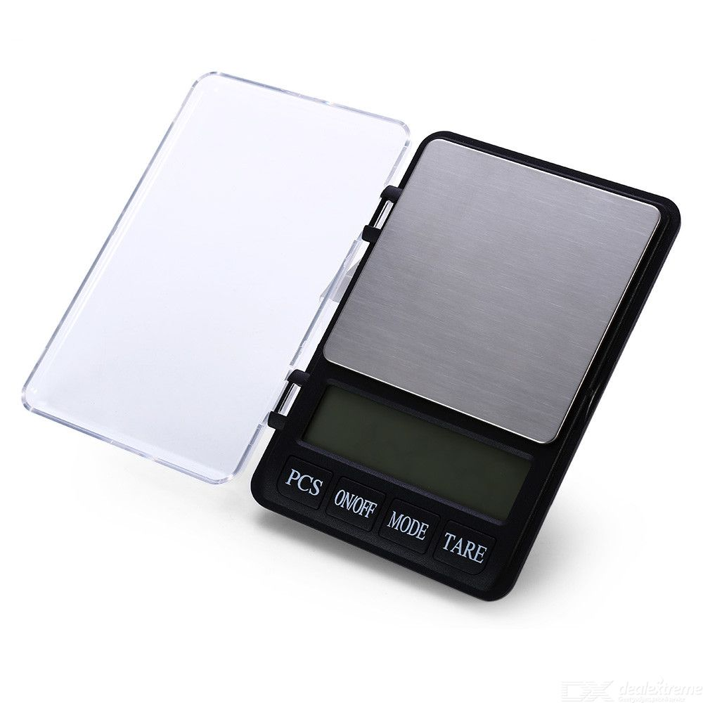 3kg/0.1g High Quality Precision Electronic Scale with Large 3.5-Inch LCD Display