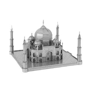 DIY 3D Taj Mahal Building Block Metal Jigsaw Puzzle Model Toy