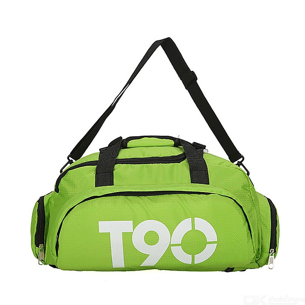 Large Capacity Sports Bag Unisex Travel Gym Backpack With Shoes Compartment For Outdoor