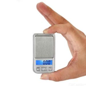 Super Mini 200g / 0.01g Precision Pocket Scale Portable Electronic Jewelry Scales