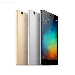 Global Xiaomi Redmi 3S 5.0 Inch 4G Smartphone Snapdragon 430 2GB 16GB/3GB 32GB 13MP Camera 4100mAh(EU Plug, Renewed)