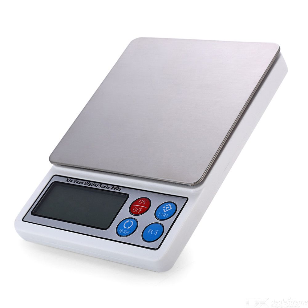 High Quality 600g/0.01g Precision Electronic Scale with Tray