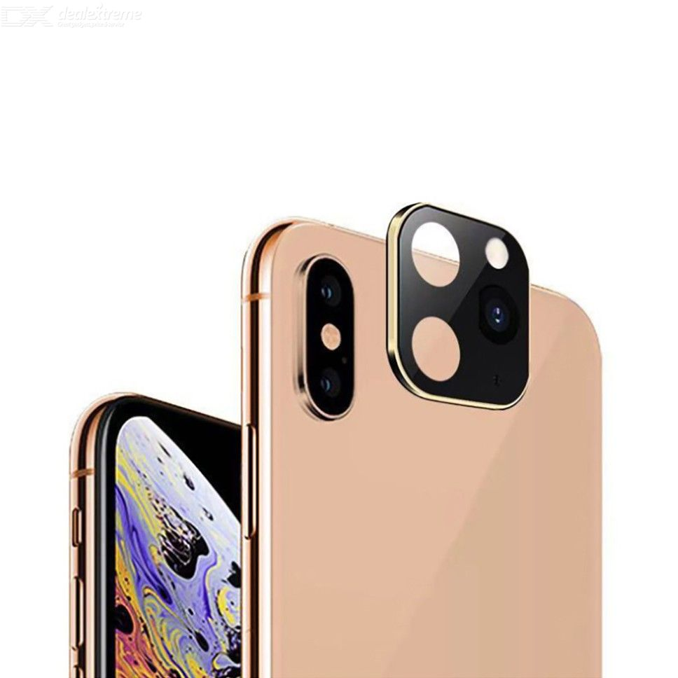 Modified Camera Lens Fake Camera For IPHONE XR To Change Into IPHONE 11 Pro IPHONE 11 Pro