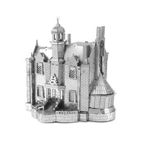 DIY 3D Ghost Castle Metal Jigsaw Building Block Puzzle Model Toy