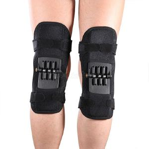 Joint Support Knee Pad Powerful Rebound Knee Booster For Hiking, Climbing, Squat, Mountaineering