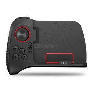 G5 One-Hand Side Bluetooth Gamepad with Button + Joystick Operation for Smart Android4.0+/IOS 11.0+ Mobile Phone