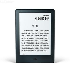 Official Refurbished Kindle Basic Version E-Book Reader With 4GB Memory
