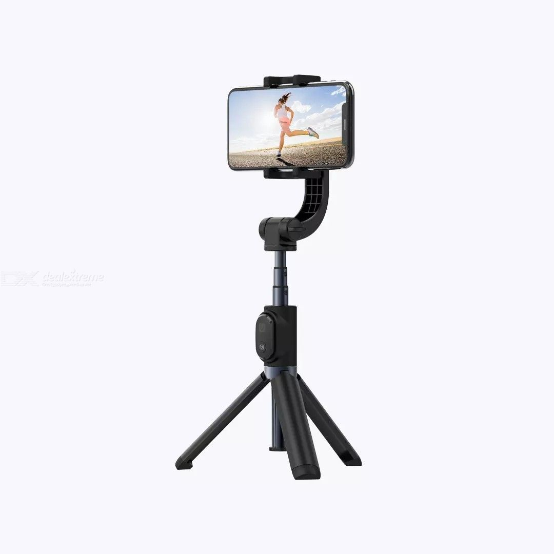 Xiaomi Yuemi Bluetooth Selfie Stick Foldable Extendable Tripod Monopod Self Shooting Portable Stick Video Gimbal Stabilizer