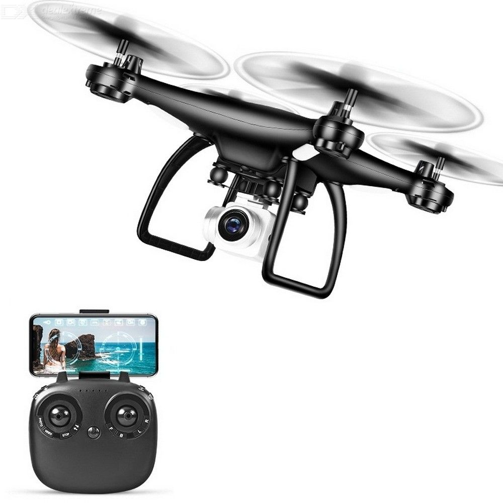 TXD-8S Fixed Altitude RC Airplane Drone Quadcopter With 2.0MP Camera And 25 Minutes Action Time