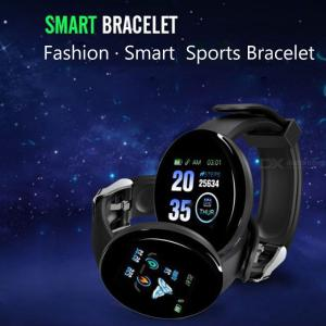 Smart Watch Fitness Tracker With Step Counter Sleep Blood Pressure Heart Rate Monitors Message Reminder