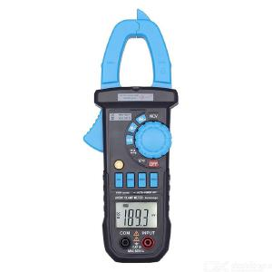 BSIDE ACM03 Plus Digital Multimeter 400A AC/DC Current Clamp Meter Capacitance Frequency Tester with Induction Voltage Alarm