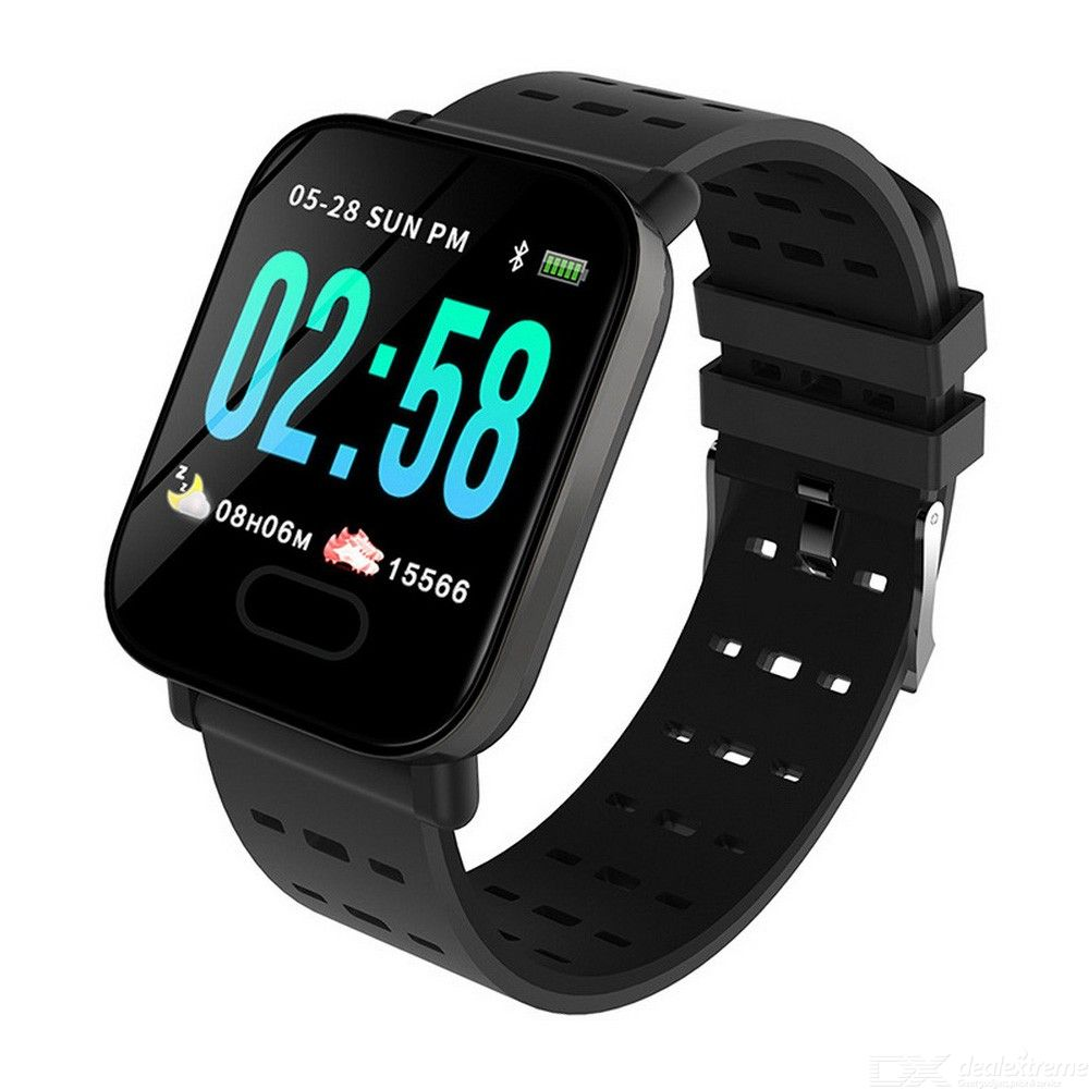 Mens Womens Smart Watch Fitness Tracker Watch With Passometer Call Reminder Heart Rate Tracker