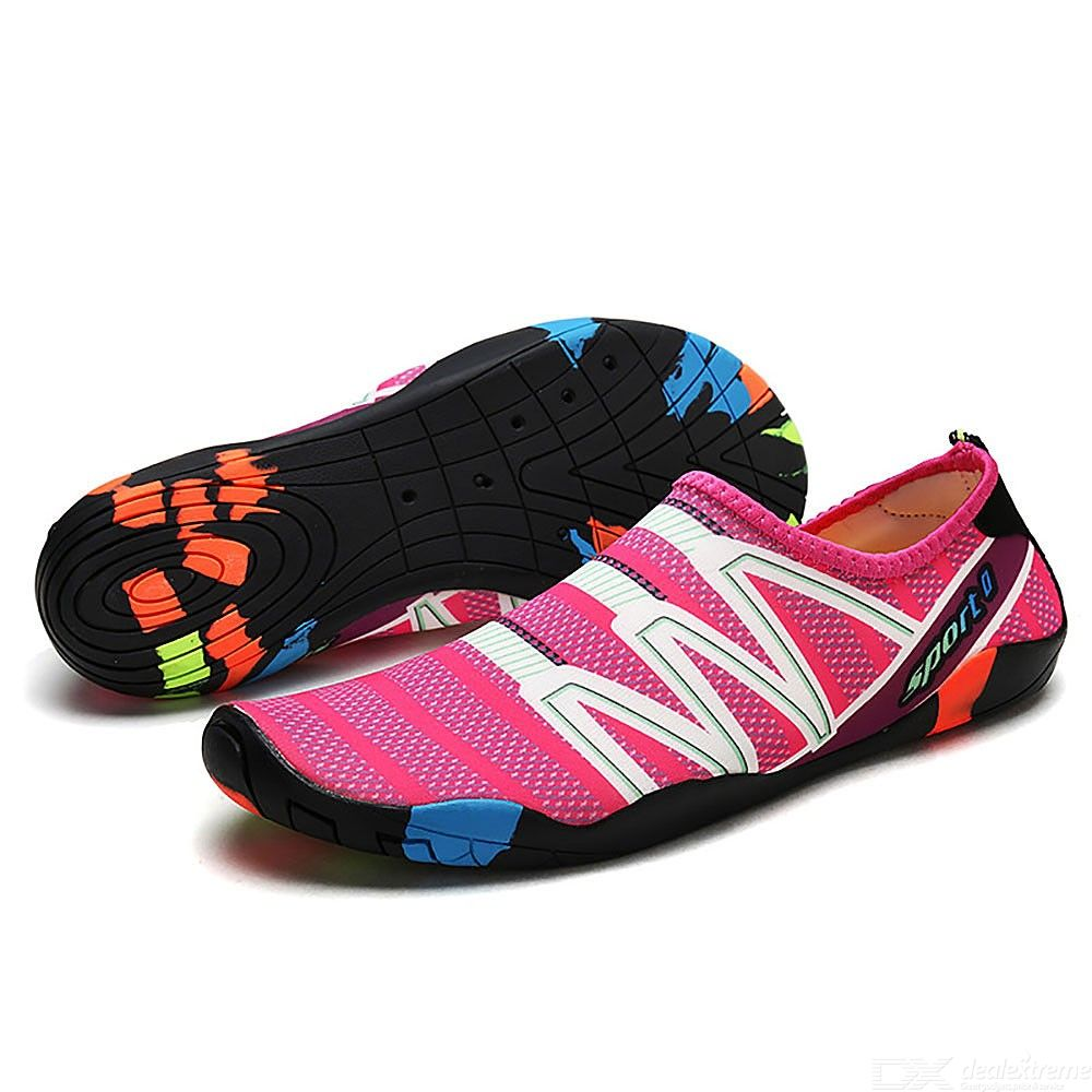 Womens Lightweight Water Shoes Aqua Socks For Summer Beach Swimming Surfing Yoga Exercise