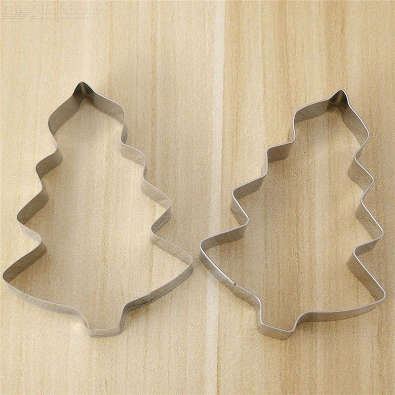 Albero Di Natale Kitchen.1 Piece Christmas Tree Shaped Buscuit Mold Diy Cookie Mould Pastry Tools For Kitchen Free Shipping Dealextreme
