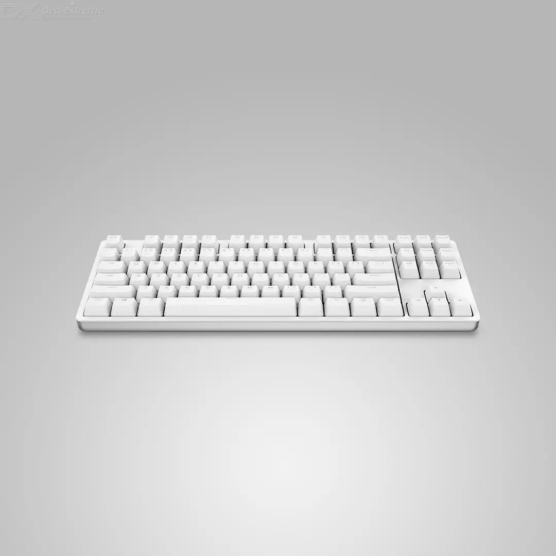 Xiaomi Youpin YM Wired 87 Keys Mechanical Keyboard With Type-C Interface And Adjustable Backlight For Computer Laptop Desktop