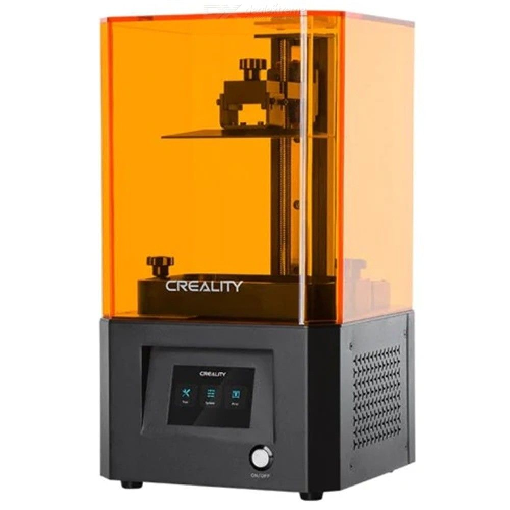 Creality LD-002R HD LCD Resin 3D Printer Super Carbon Filtration System - US/EU Plug