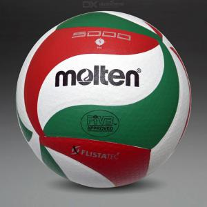 Soft Touch Volleyball V5M2700 Size5 Match Quality Volleyball Free With Net Bag+ Needle