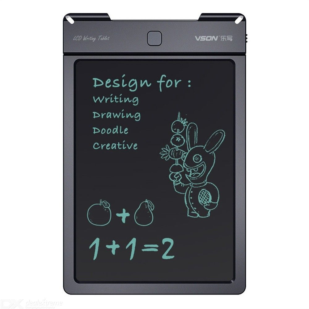 13in LCD Magnetic Drawing Board Creative Painting Scratch Art Magic Drawing Board Innovation Doodle Handwriting Educational Tool