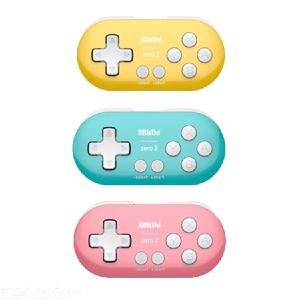 Zero2 8Bitdo Mini Bluetooth Gamepad Wireless Game Handle Controller For NS Nintendo
