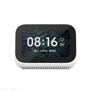 Xiaomi Xiao AI Touch Screen Bluetooth 5.0 Speaker, 3.97 Inch Digital Display Alarm Clock WiFi Smart Connection Mi Speaker