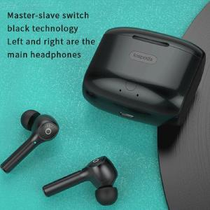 Bluetooth 5.0 Wireless Earbuds Waterproof Noise Cancelling Stereo Touch Control TWS Sport Earphones With Mic Charging Case