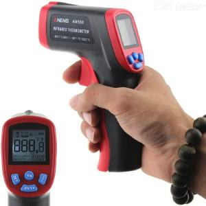 ANENG AN550 Digital Laser Pyrometer Non-Contact Infrared Thermometer -50-500C LCD Temperature Tester