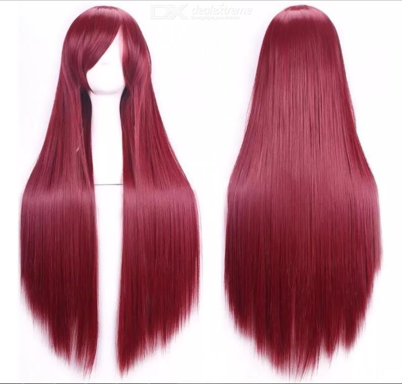 Straight | Costume | Party | Women | Bang | Long | Wig