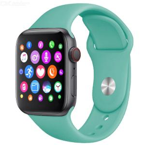 H55 1.4 Inch Color Screen Smart Watch Bluetooth Intelligent Bracelet With 40mm Strap, Supports Heart Rate Monitor And SIRI