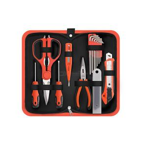 Professional Household Repair Kit With Canvas Bag Multifunctional Hand Tool Set