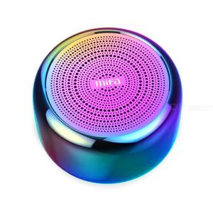 Mifa I8 Portable Bluetooth Speaker Colorful Metal Housing Mini Loudspeaker Wireless Media Player With Mic