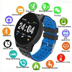 B2 Smart Watch Sport Digital Watch Pedometer Record Heart Rate Monitor Smartwatch for Android ios Men Women