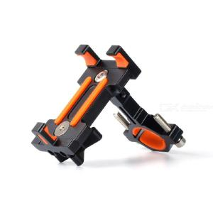 Bike Phone Mount Motorcycle Mountain Bike Road Bicycle Aluminium Alloy Phone Holder For 4-6.5 Inches Phones